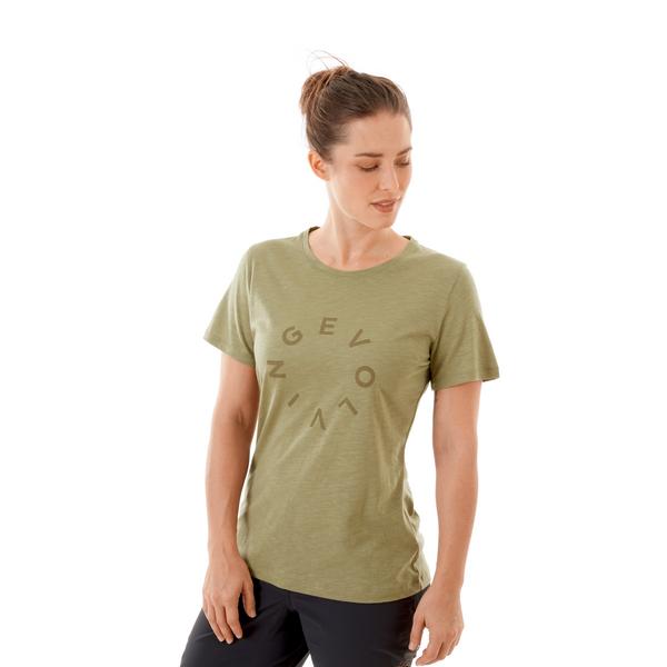 Mammut Clean Production - Teufelsberg T-Shirt Women