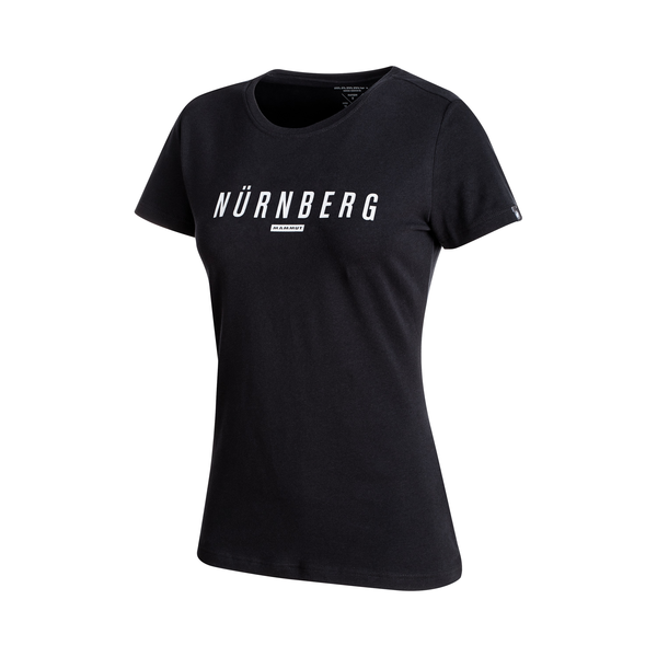 Mammut T-Shirts - City T-Shirt Women