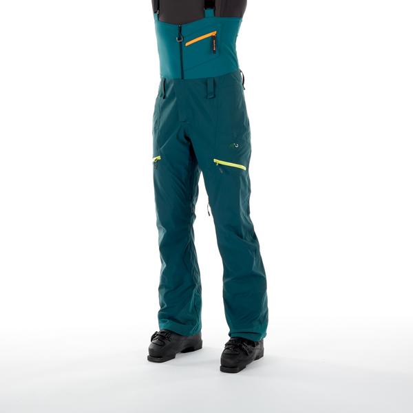 Mammut Ski & Snowboard Pants - Stoney HS Bib Pants Men