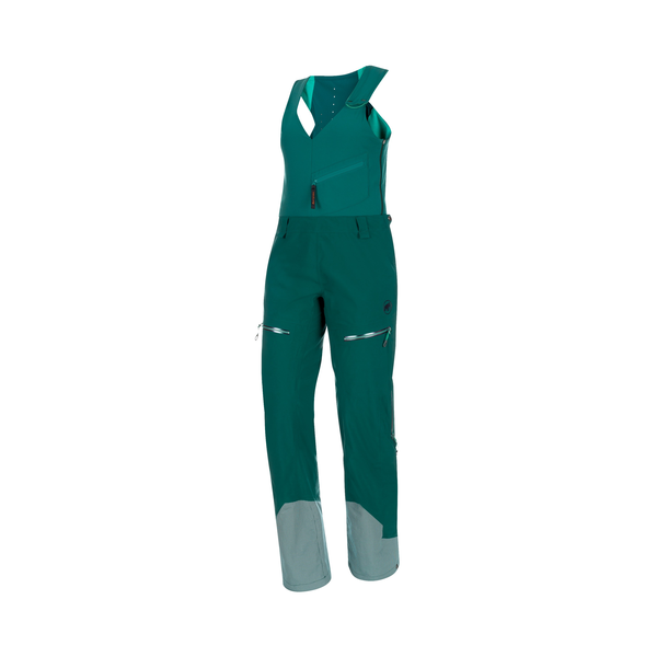 Mammut Ski- & Snowboardhosen - Alvier HS Soft Bib Pants Women