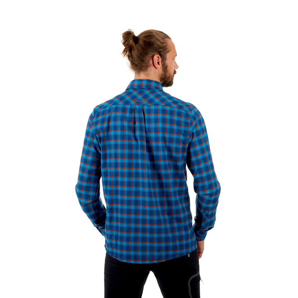 Mammut Longsleeve Shirts - Belluno Tour Longsleeve Shirt Men