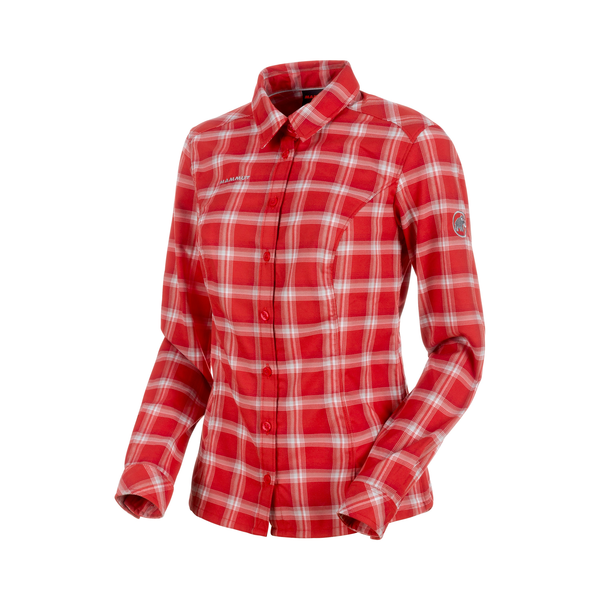 Mammut Clean Production - Alessandria Tour Longsleeve Shirt Women
