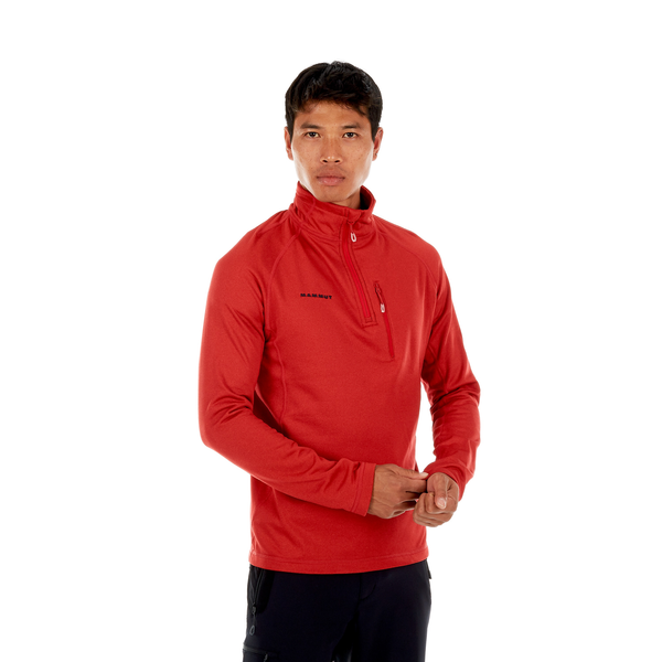 Mammut Pullover & Hoodies - Runbold ML Half Zip Pull Men