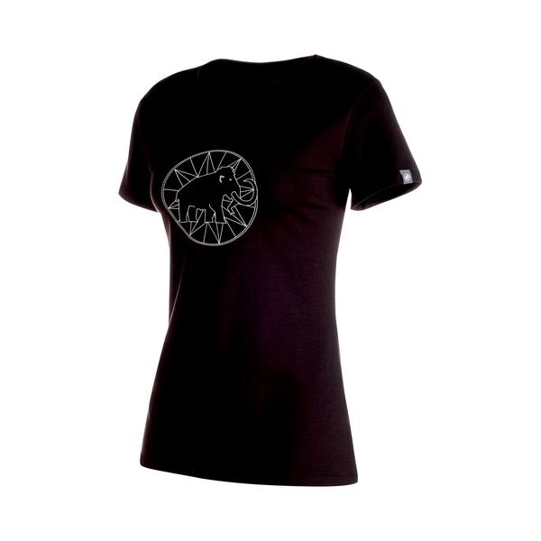 Mammut Sierra Blair-Coyle - Mammut Logo T-Shirt Women
