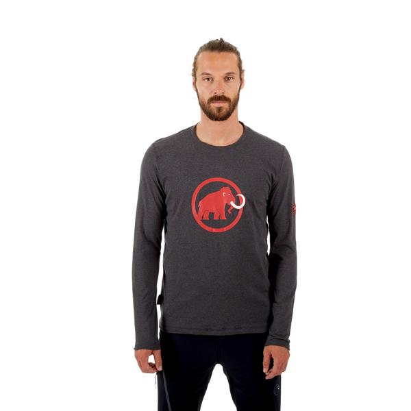 Mammut Longsleeves - Mammut Logo Longsleeve Men