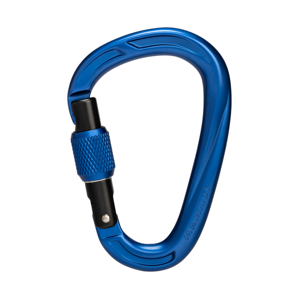 Mammut Carabiners & Express Sets - Crag HMS Screw Gate