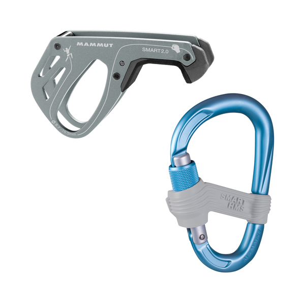 Mammut Belay Devices - Smart 2.0 Belay Package
