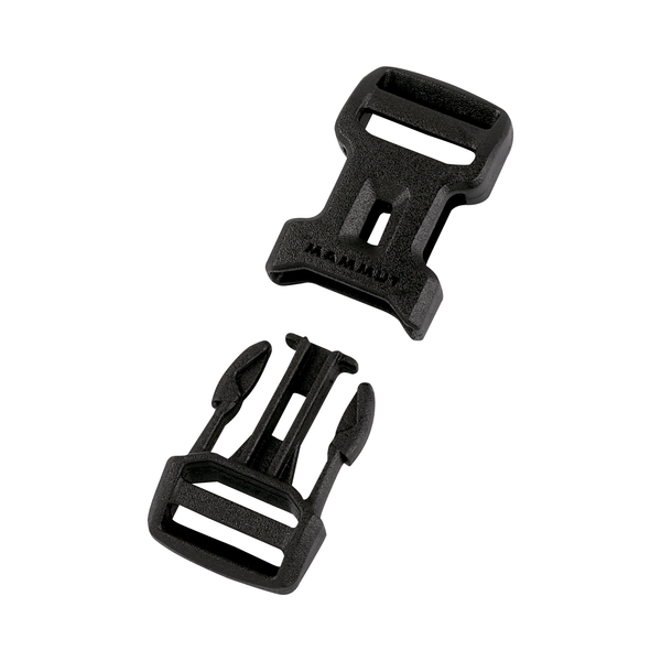Mammut Bags & Travel Accessories - Dual Adjust Side Squeeze Buckle