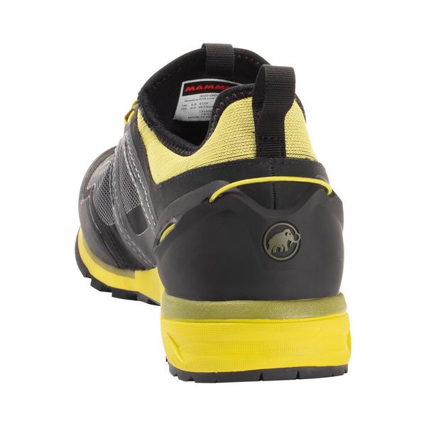 Mammut Chaussures d'approche - Alnasca Knit Low GTX® Men