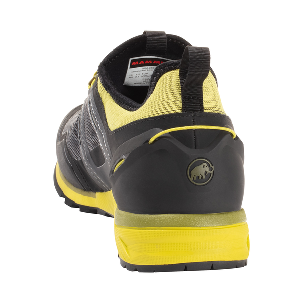 Mammut Approach Shoes - Alnasca Knit Low GTX® Men