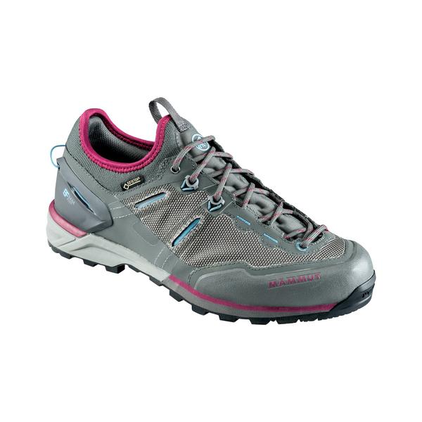 Mammut Approach Shoes - Alnasca Knit Low GTX® Women