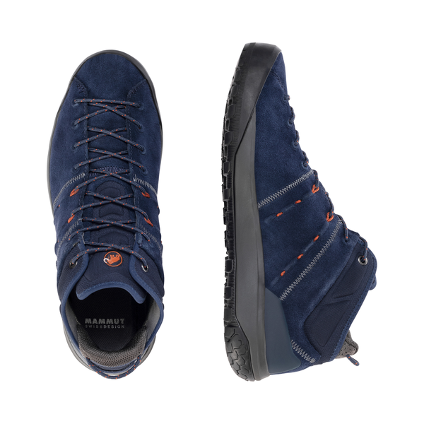 Mammut Approach Shoes - Hueco Mid GTX® Men