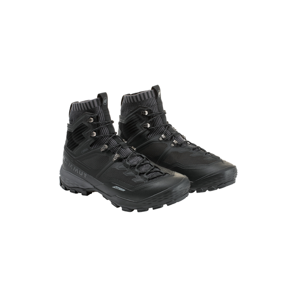 Mammut Hiking Shoes - Ducan Knit High GTX® Men