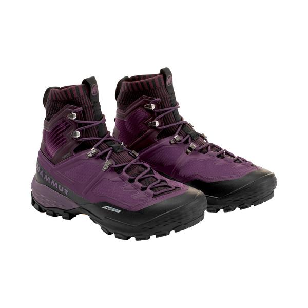 Mammut Hiking Shoes - Ducan Knit High GTX® Women