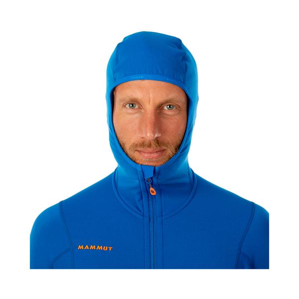 Mammut Midlayer Jackets - Eiswand Advanced ML Hooded Jacket Men
