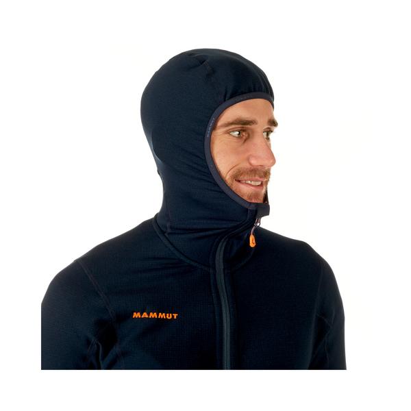 Mammut Midlayer Jacken - Eiswand Advanced ML Hooded Jacket Men