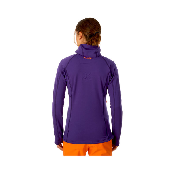Mammut Midlayer Jacken - Eiswand Advanced ML Hooded Jacket Women