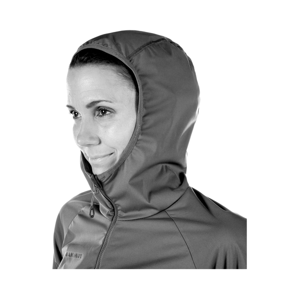 Mammut Softshell Jackets - Keiko Light SO Hooded Jacket Women
