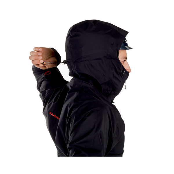 Mammut Vestes imperméables - Kento HS Hooded Jacket Men