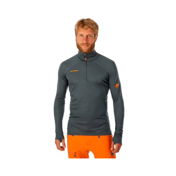 Mammut Longsleeves - Moench Advanced Half Zip Longsleeve Men
