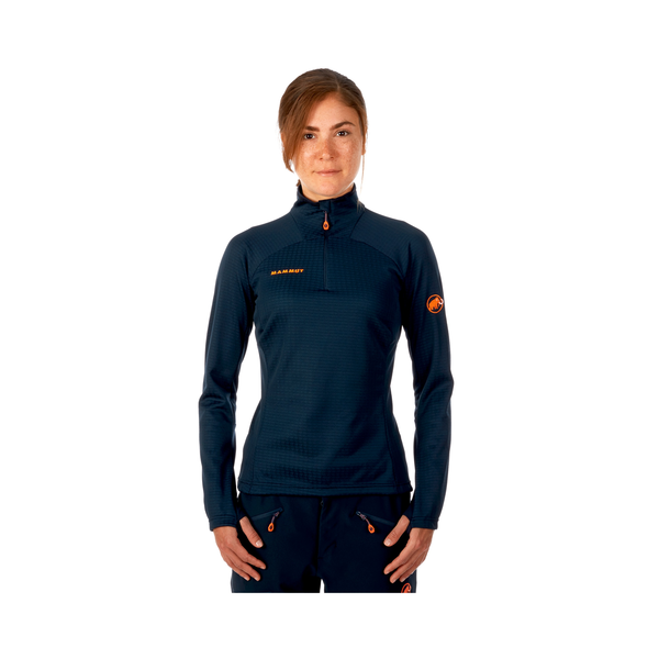 Mammut Longsleeves - Moench Advanced Half Zip Longsleeve Women