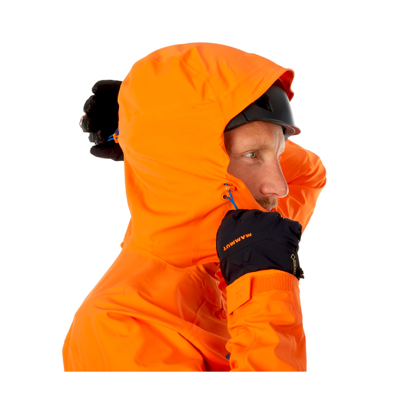 Mammut Softshell Jackets - Ultimate Eisfeld SO Hooded Jacket Men