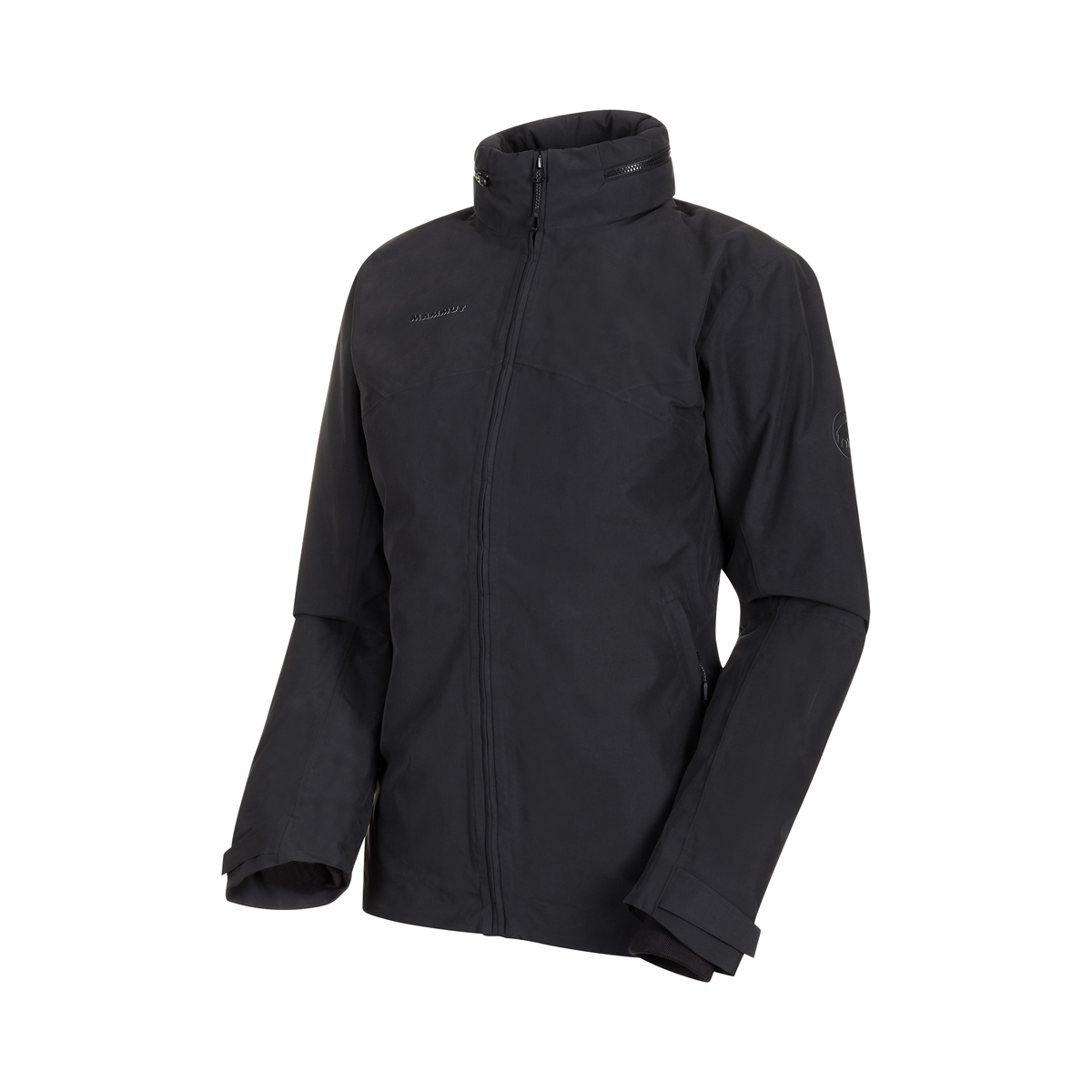 Mammut Damen 3in1 Trovat Hooded Hardshell-Jacke mit Kapuze