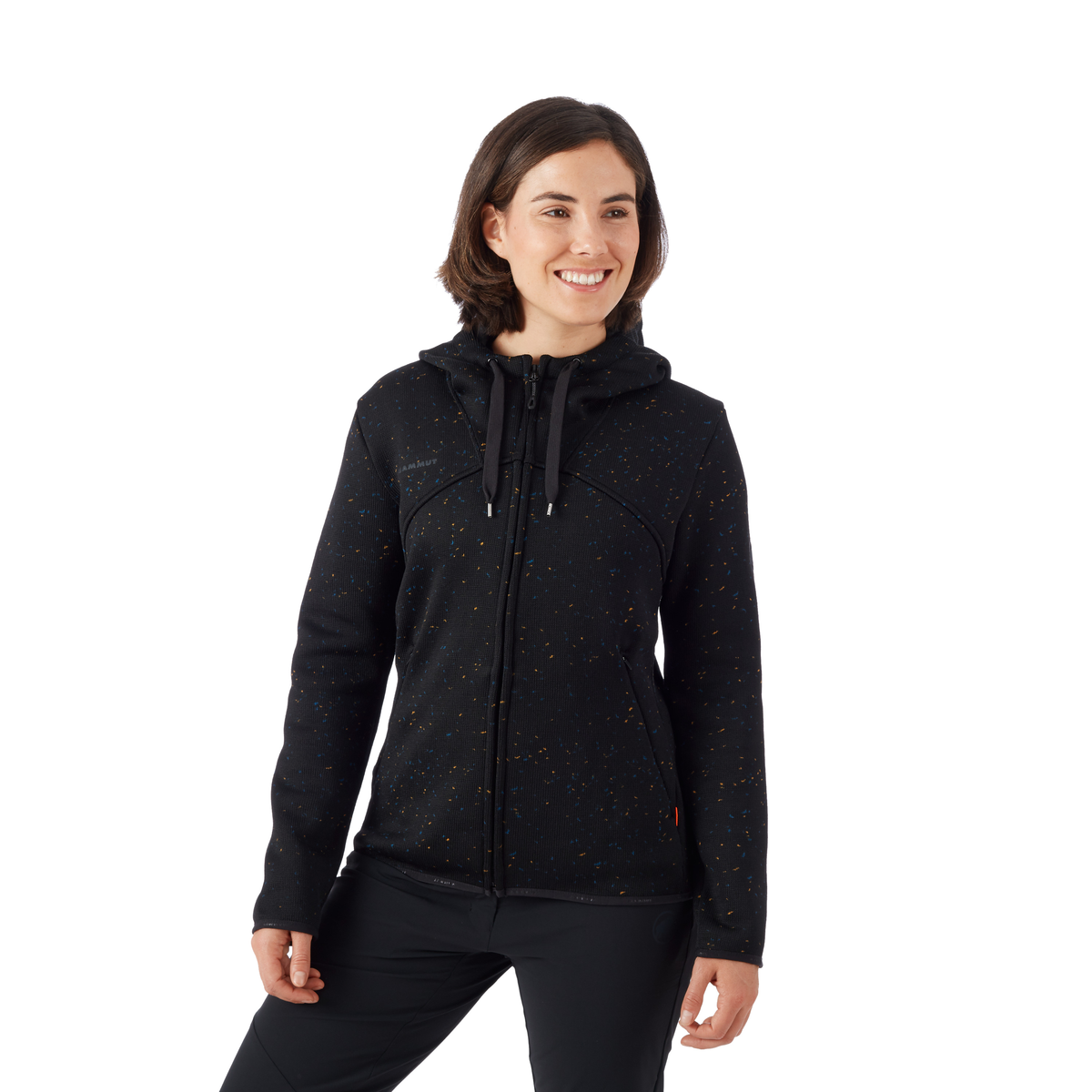 Mammut Womens Chamuera Hooded Midlayer jacket