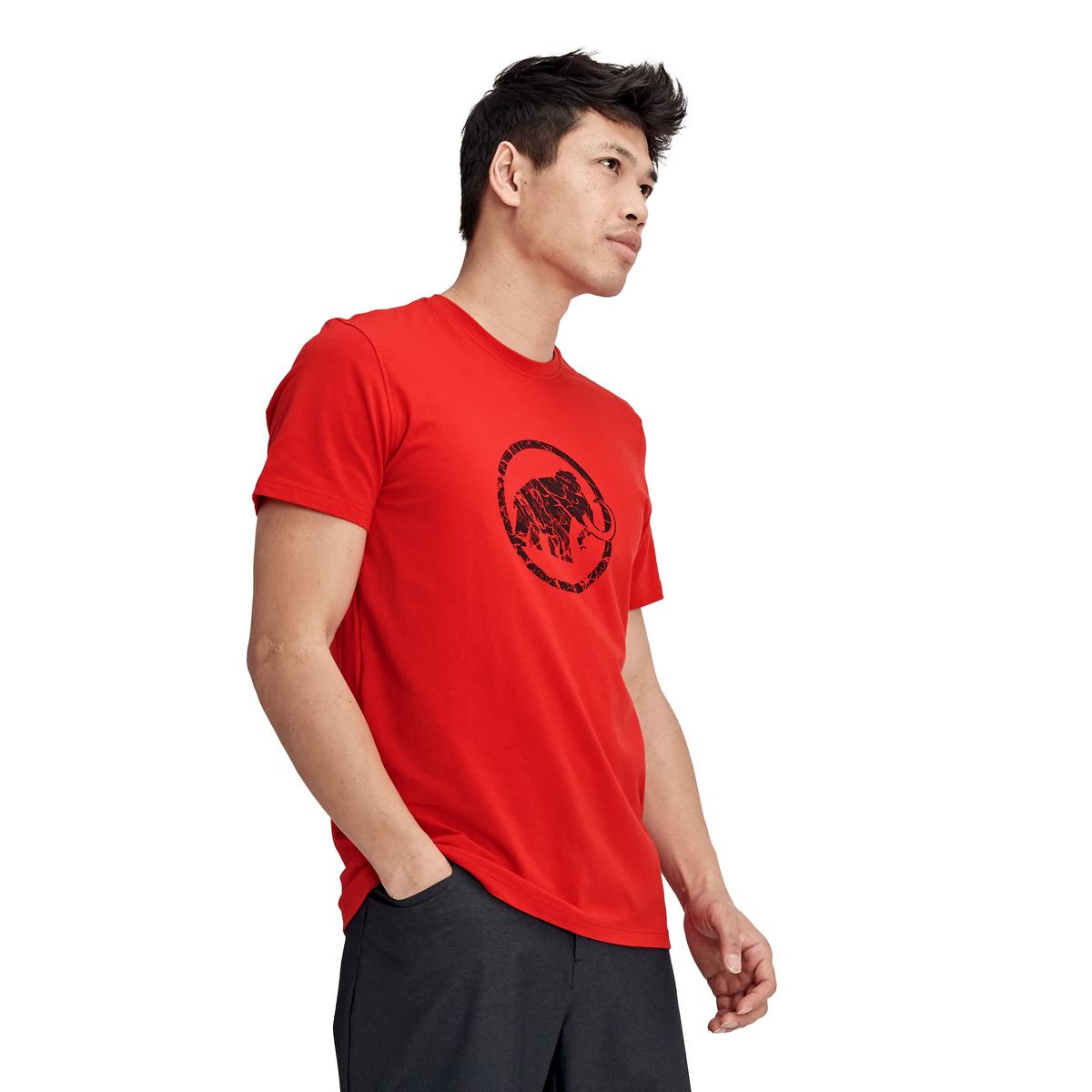 Mammut Herren T-Shirt Mammut Logo