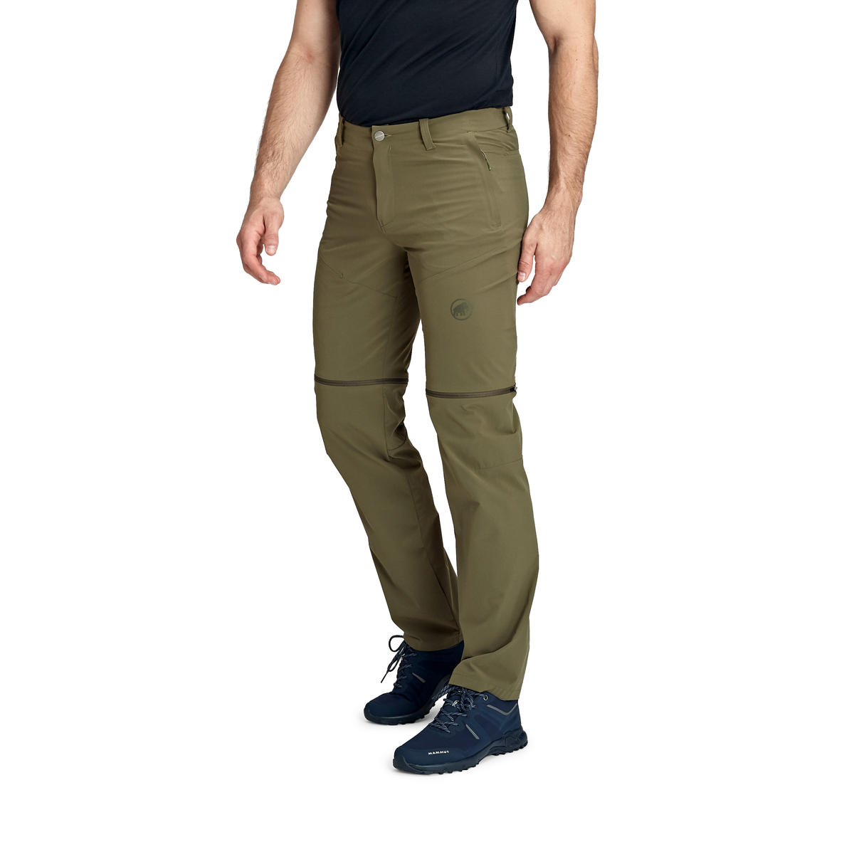 Mammut Mens Runbod Hiking Pants