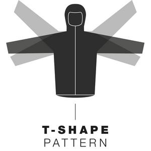 Georganic T-Shape
