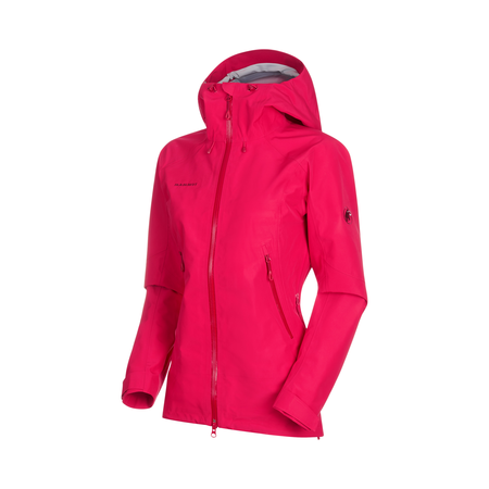 Mammut We Care - Ridge HS Hooded Jacket Women