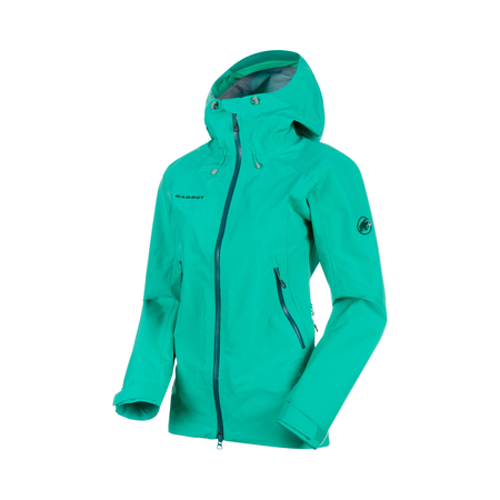 Mammut Hardshell-Jacken - Ridge HS Hooded Jacket Women