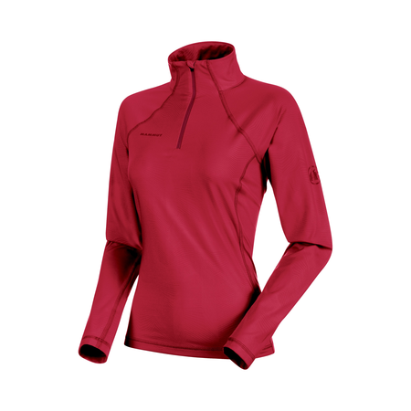 Mammut Clean Production - Snow ML Half Zip Pull Women