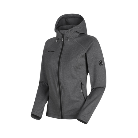 Mammut Midlayer Jackets - Runbold ML Hooded Jacket Women
