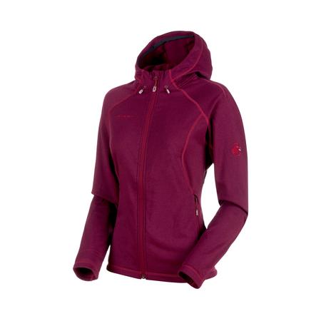 Mammut Couches intermédiaires - Runbold ML Hooded Jacket Women