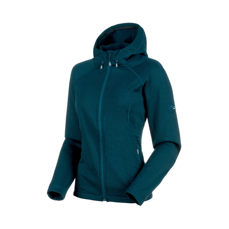 Mammut Couches intermédiaires - Runbold ML Hooded Jacket Women
