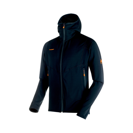 Mammut Midlayer Jackets - Eiswand Advanced ML Hooded Jacket Men