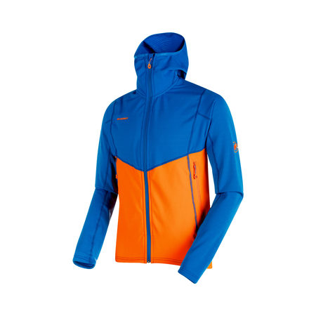 Mammut Couches intermédiaires - Eiswand Advanced ML Hooded Jacket Men