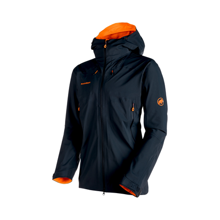 Mammut We Care - Ultimate Eisfeld SO Hooded Jacket Men