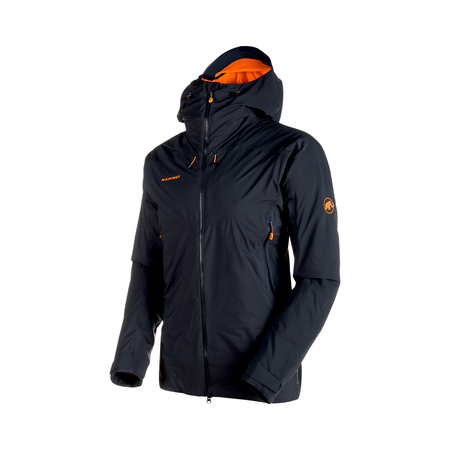 Mammut Hardshell Jackets - Nordwand HS Thermo Hooded Jacket Men