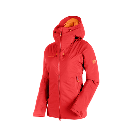 Mammut Winter Jackets - Nordwand HS Thermo Hooded Jacket Women