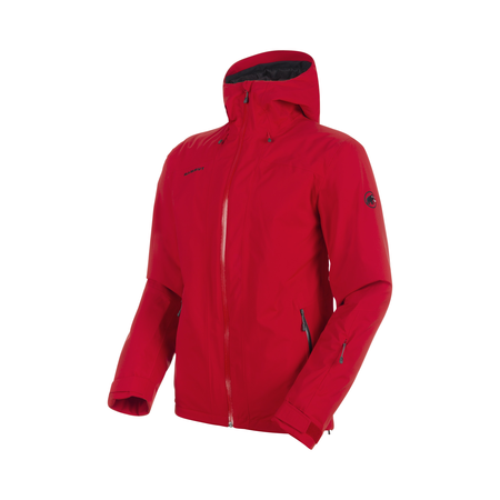 Mammut Hardshell Jackets - Andalo HS Thermo Hooded Jacket Men