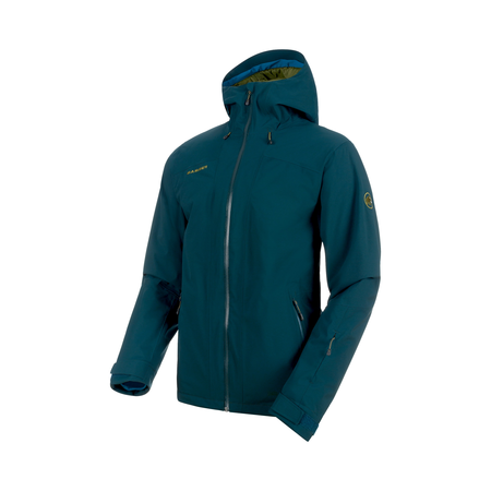 Mammut We Care - Andalo HS Thermo Hooded Jacket Men