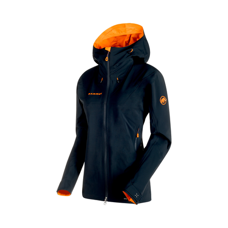 Mammut Softshell Jackets - Ultimate Eisfeld SO Hooded Jacket Women