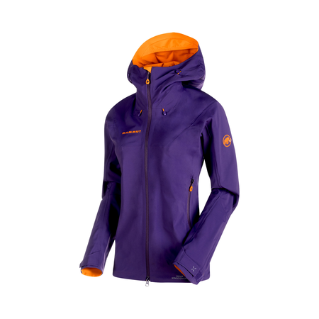 Mammut Softshell-Jacken - Ultimate Eisfeld SO Hooded Jacket Women