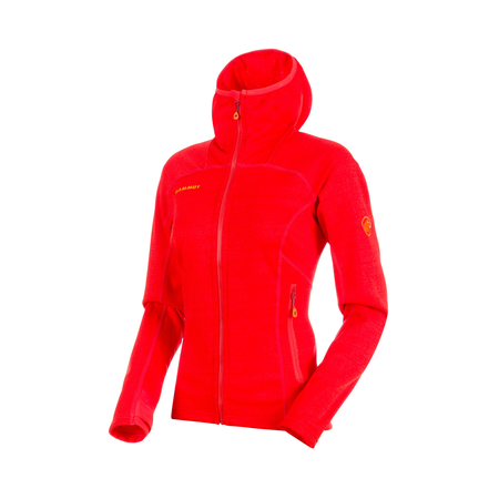 Mammut We Care - Eiswand Guide ML Hooded Jacket Women