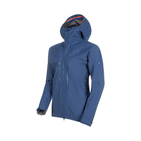 Mammut We Care - Meron HS Hooded Jacket Men