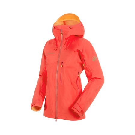 Mammut Hardshell-Jacken - Nordwand Pro HS Hooded Jacket Women