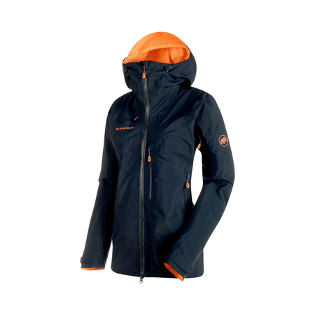 Mammut Hardshell Jackets - Nordwand Pro HS Hooded Jacket Women